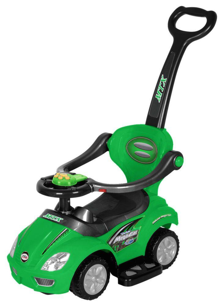 Baby 3 In 1 Push Car Stroller Amp Walker W Steering Wheel