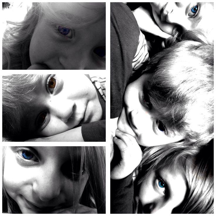 My Siblings <3 (Noah, Kyarla, Cobie)