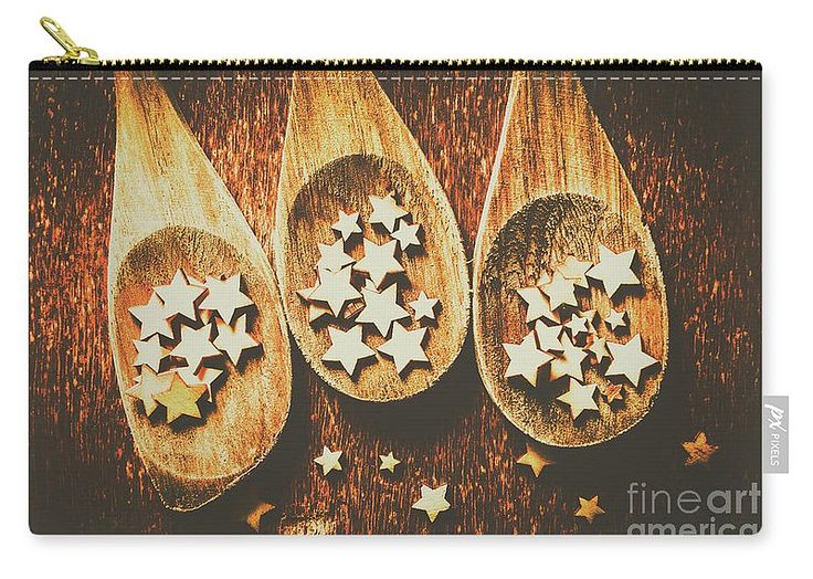 Foodie Carry-all Pouch featuring the photograph Cooking with the stars by Jorgo Photography - Wall Art Gallery