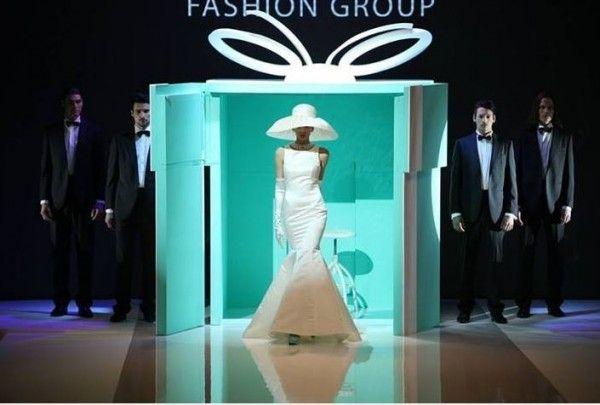 La Sfilata di Abiti da Sposa Nicole 2015 è ispirata da Audrey Hepburn Abiti da Sposa Nicole 2015 collezione