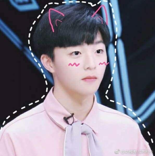 Pin By Desirae Owl On Idol Producer Attractive People Chinese Boy Chen