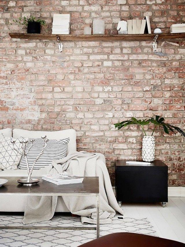 Welcome 2020 Brick Living Room Modern Living Room Interior Brick Wallpaper Bedroom