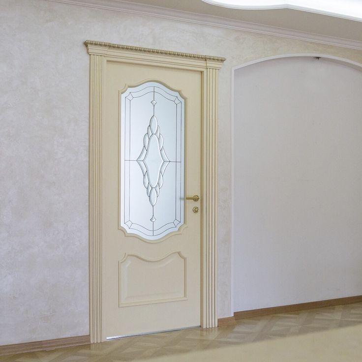 Светлые двери RuLes в интерьере #дверь #межкомнатная #интерьер #русскийлес