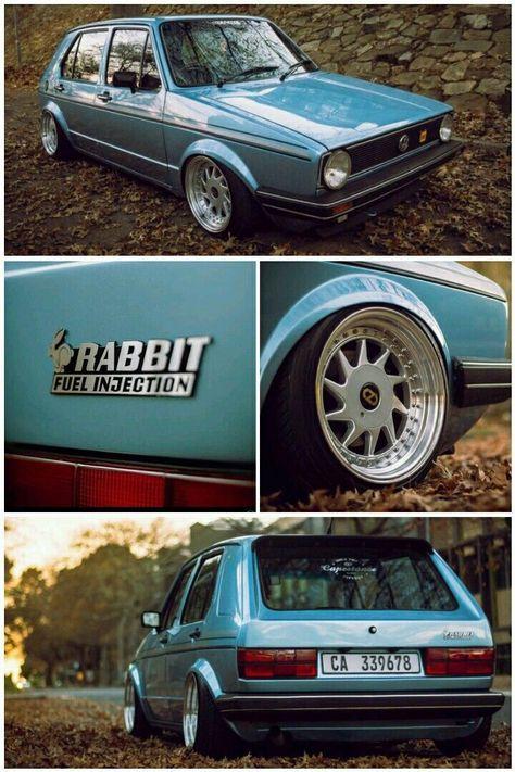 Awesome Volkswagen 2017: Volkswagen Golf Mk1 Rabbit GTi #capestance Cape town, Western cape South africa... Jason's Stuff