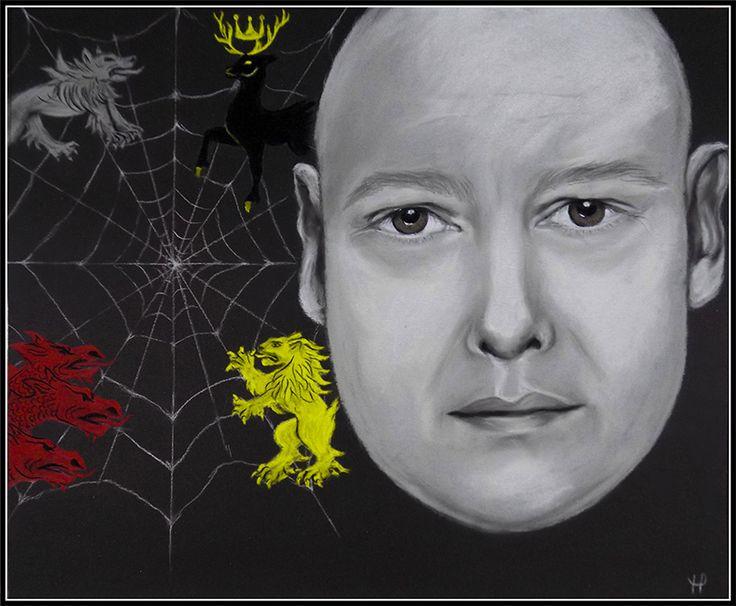 Varys (art by Anastasia Robozeeva)