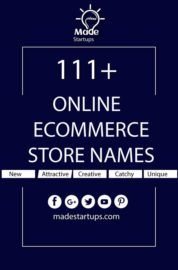 123 Online Ecommerce Store Names For Your Business In 2020 Bakery Names Store Names Ideas Shop Name Ideas