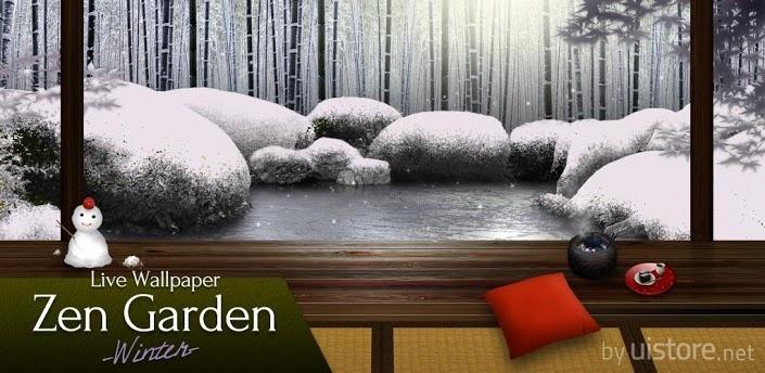 ZEN Garden -Winter- LW APK Download > Feirox