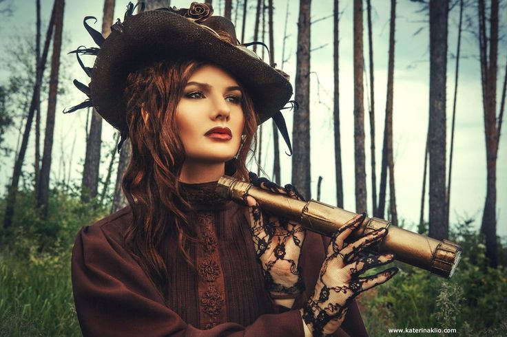Steampunk Tendencies | Photographies by Katerina Klio