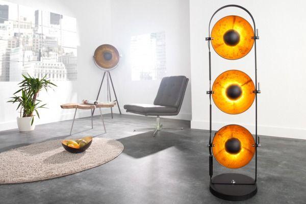 Lampa Big Atelier Gold Podłogowa