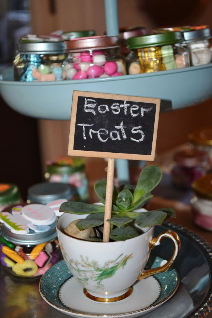 Easter treats by Janine Swanepoel