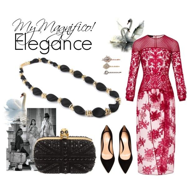 """My Magnifico Elegance"" by mymagnifico.com on Polyvore"