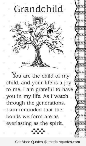 Grandbaby Poems and Quotes | motivational love life quotes sayings poems poetry pic picture photo ...