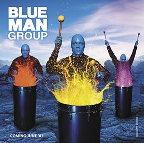 Blue Man Group, NY. Not your grandmothers performance art! Multimedia and almost sensory overload. The lines between audience and actors blur and merge. A must and equal entertainment kids and adults.