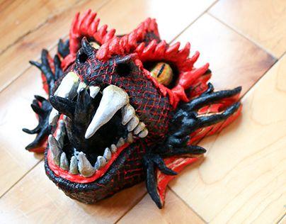 "Check out new work on my @Behance portfolio: ""Sculpture en argile - Dragon"" http://be.net/gallery/60668453/Sculpture-en-argile-Dragon"