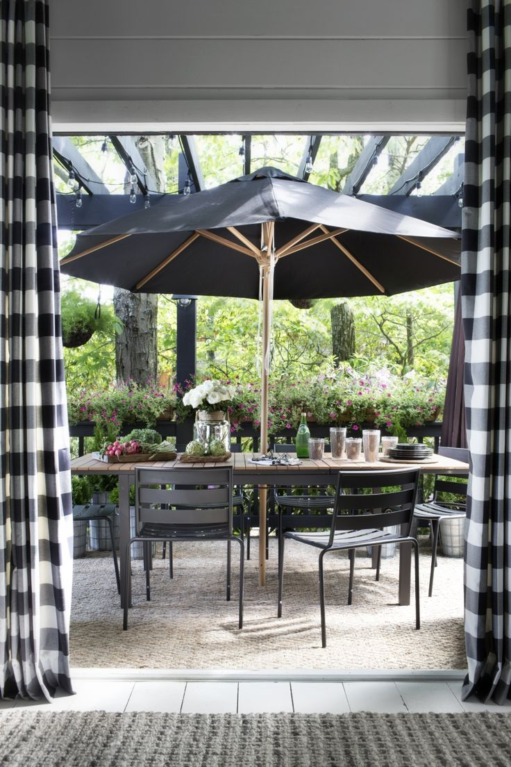 Deck And Patio Combination Designs: 25+ Best Ideas About Patio Umbrellas On Pinterest