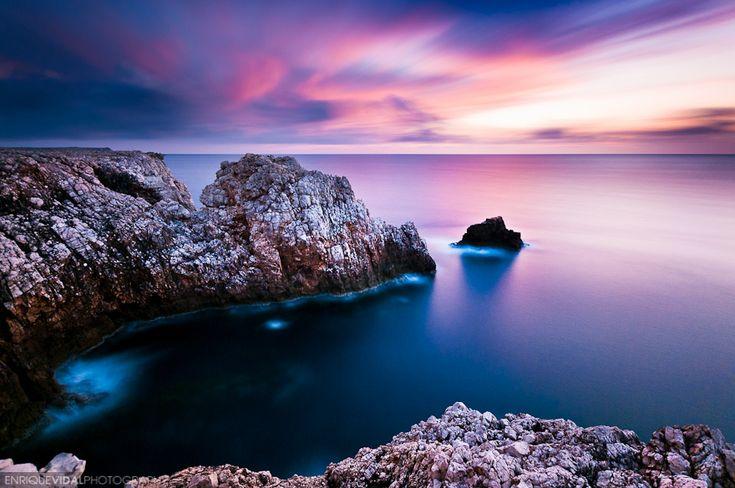 Punta Nati, Menorca