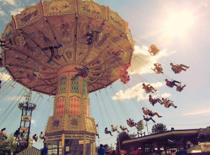 fair at the pne playland