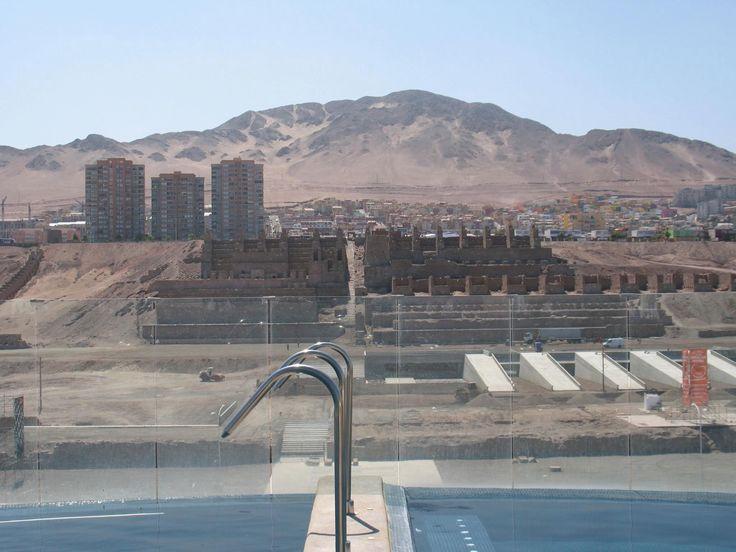 Antofagasta, Chile.