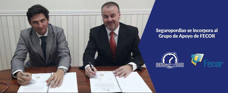 La Federación de Organizadores Profesionales de Corredores y Corredurías de Seguros de España (FECOR) y Seguropordias.com revolucionan los seguros
