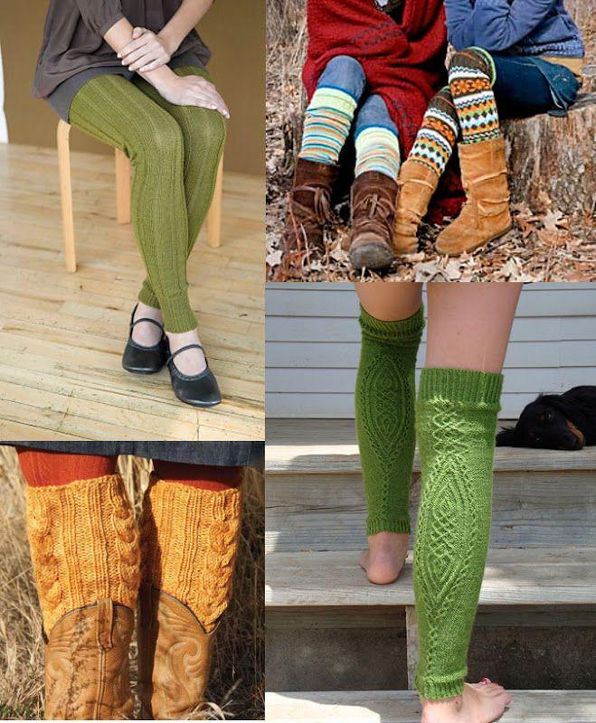 105 besten legwarmers Bilder auf Pinterest | Strickmuster, Handschuh ...