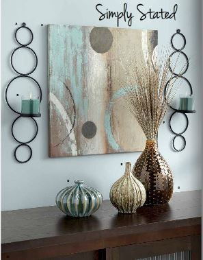 Retiring Most Of These Items In December Circles And Simplicity For Your Home  Decor Refresh With Signature Homestyles By Angie.