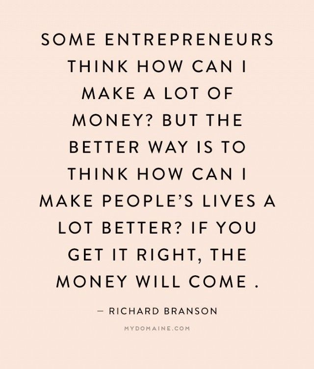 Richard Branson Discusses How Failure Is Essential to Success | MyDomaine #quotes #entrepreneurship #richardbranson #modernistablog