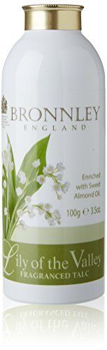 Bronnley England Lily of The Valley Fragrance Talc for Women, 1 Ounce by Bronnley England: Tweet All our fragrances are 100% originals by…