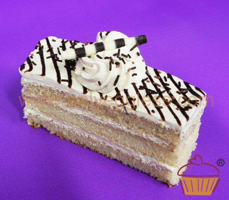 C827 Coffee Cake Slice