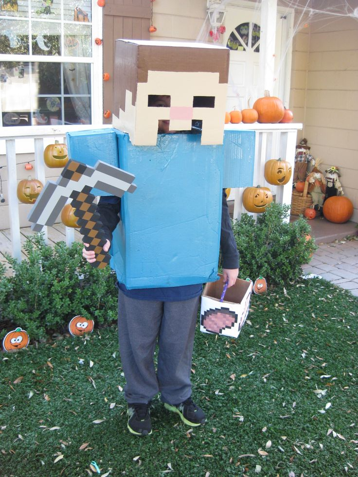 13 best minecraft jelmez images on Pinterest Minecraft costumes - minecraft halloween costume ideas