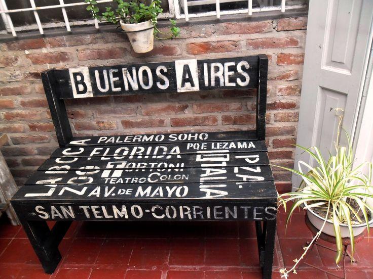 https://es.pinterest.com/nadasepierde/bancos-y-sillas/ Banco Buenos Aires.