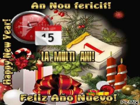 LA MULTIANI,ANUL NOU! BY BOBU