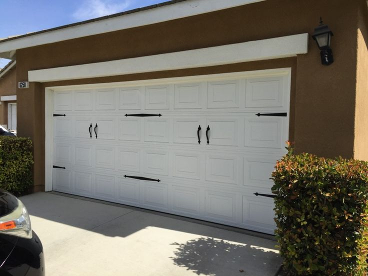 1000 ideas about Garage Door Decorative Hardware on