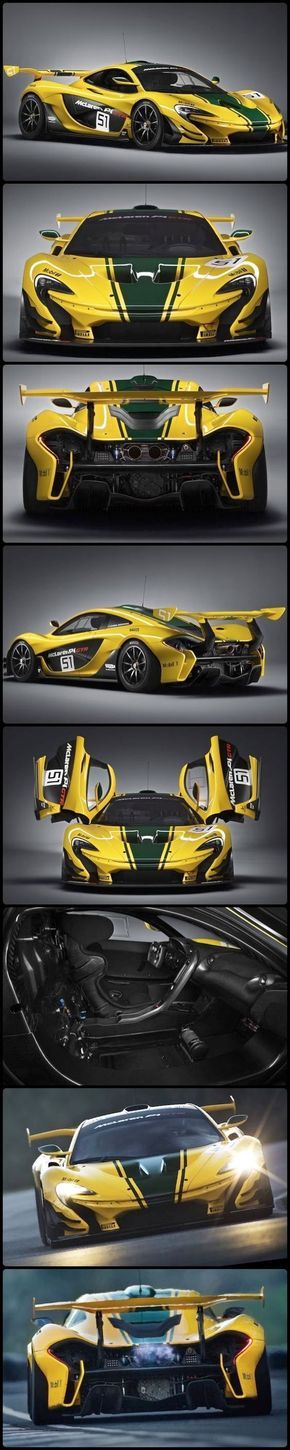 "MUST SEE "" 2017 McLaren P1 GTR"", 2017 Concept Car Photos and Images, 2017 Cars"