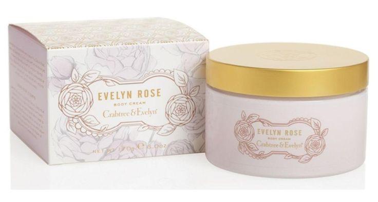 Crema de Corp Evelyn Rose #cosmetice #cadouri #cadourifemei #crabtreeevelyn