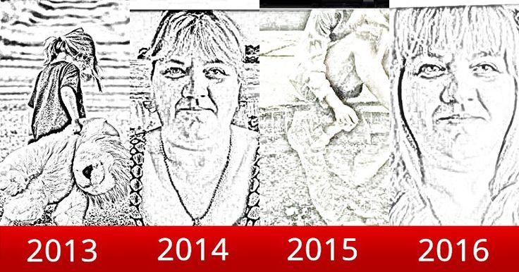 Wykonaliśmy szkice, na których widać, jak wyglądałeś(-aś) kiedyś i dziś! Kliknij, by zobaczyć, czy Ci się podobają!