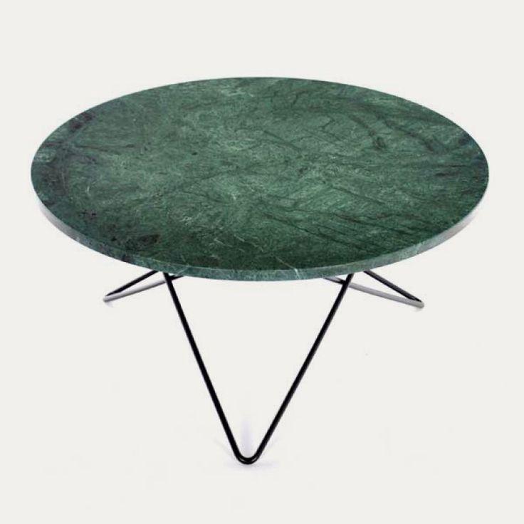 Ox Denmarq Big O Spisebord - Flere varianter. Køb online her!