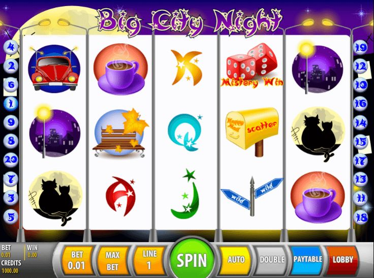 Big City Night - http://jocuri-pacanele.com/darmowy-automat-do-gier-big-city-night-online/