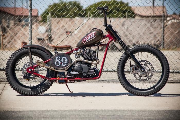 RSD Cleveland CycleWerks Heist | Roland Sands Design