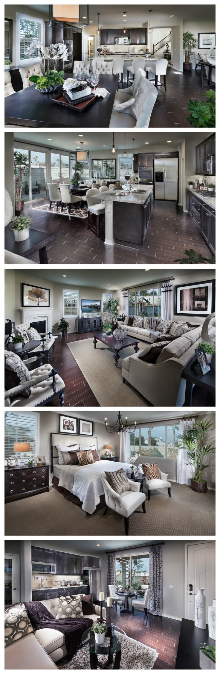 Beautiful 3264 Next Gen® MODEL Home At Estancia West In Eastvale,  California #homedecor