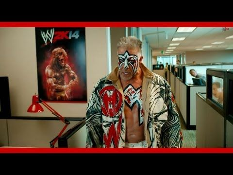 Ultimate Warrior WWE 2K14 video games