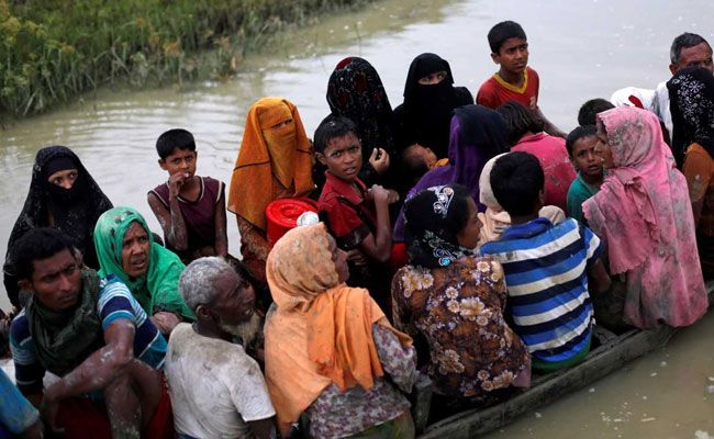 Rohingya Crisis: Myanmar Trying To protect All In Rakhine, Says Suu KyiYangon/ Cox's Bazar:  Myanmar leader Aung San Suu Kyi said on Thursday her government was doing its best to protect everyone in the strife-torn state of Rakhine, as the estimated number of Rohingya Muslims who have fled to Bangladesh leapt by 18,000 in one day, to 1,64,000.Suu Kyi did not refer specifically to the exodus of the minority Rohingya, which was sparked by insurgent attacks on Aug. 25 and an army…
