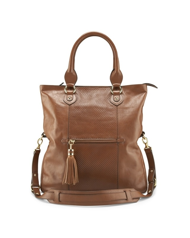 Two in One Leather Shopper: Fall Handbags, Handbags Fetish, Leather Luxury, Handbags Envy, Leather Shopper, Handbags Obsession, Bags 2, Bags Lady, Accessories Galor