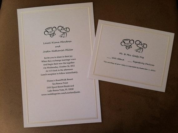Wedding Invitations by loveforsweetelegance on Etsy, $75.00
