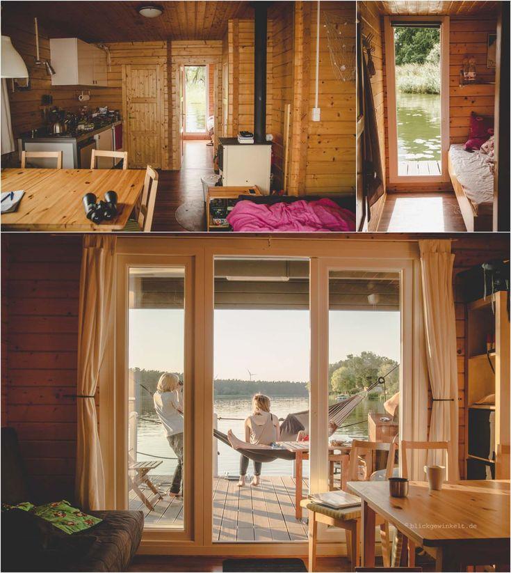 14 besten houseboot bilder auf pinterest hausboote. Black Bedroom Furniture Sets. Home Design Ideas