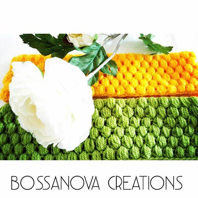 #bossanovacreations #loveit #creation #creative #creativity #handmade #hechoamano #ganchillo #ganchillera #crocheting #crochetaddict #crochet #knitting #knittersofinstagram #knit #picoftheday #photooftheday #cool #yellow #green #spring