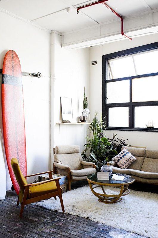 1000 id es propos de porte planche de surf sur pinterest d cor surf d coration de planche. Black Bedroom Furniture Sets. Home Design Ideas