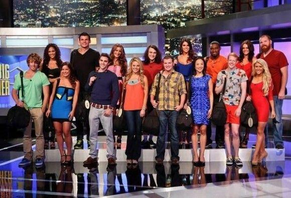 Big Brother 2013: Big Brother 15 Premiere Recap — 100 Days of Summer!   Big Brother Access — Big Brother 2013