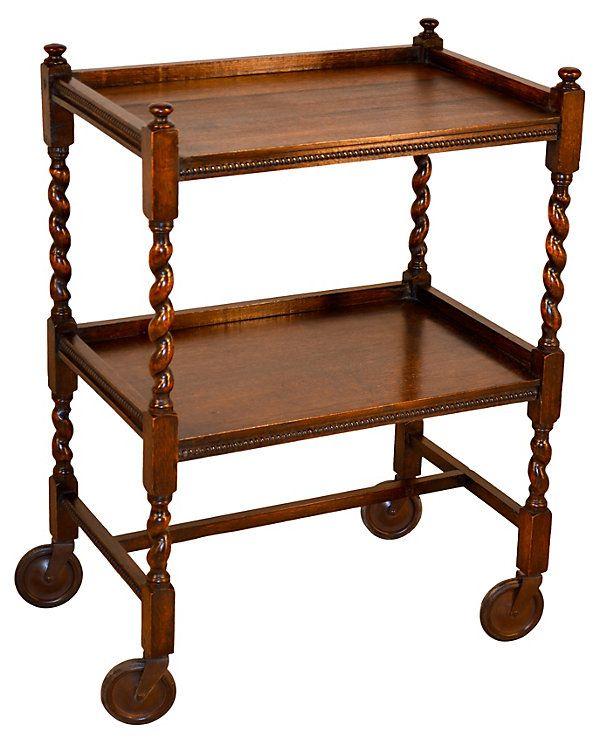English Tea Cart, C.  1900 | True Classic | One Kings Lane