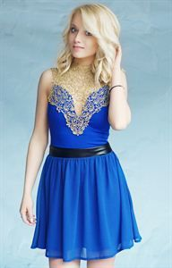 Taka sukienka na http://laceshop.pl/deep-blue-dress-2