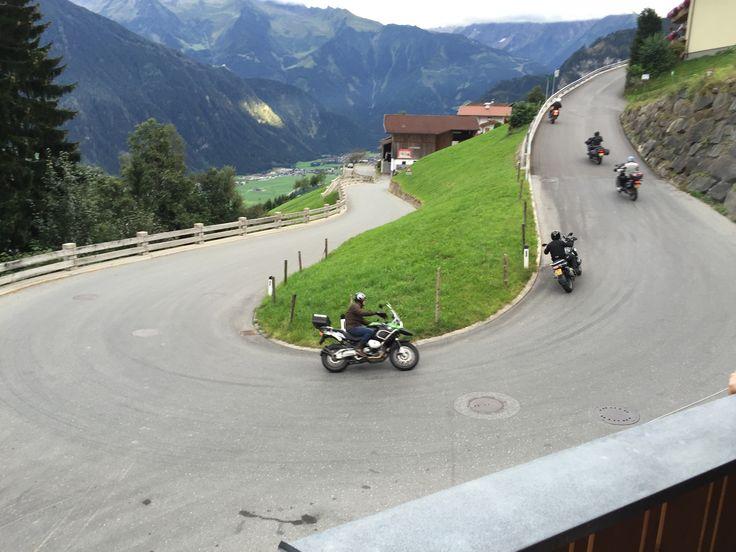 #motorrijden #hippach #mayrhofen #chaletvandikhout
